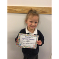 Lexie-Jade S in RR - For her fab learning in phonics