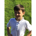 Jayden D in 3R - For always being on task & for being kind and considerate towards others