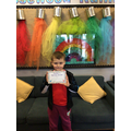 Kyle C in 3R - For having a positive attitude to learning