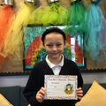 Kayla H in  5W - For always being helpful and using her manners
