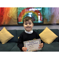 Mason H in RR - For super Phonics