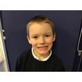 Isaac B in 2W - For his excellent effort with home learning
