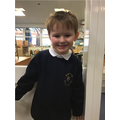 Seb B in RW - For working hard with his home learning and giving 100% to every activity