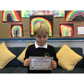 Jack W in RR for Super writing