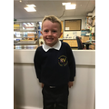 Eli c in RW - For having a lovely attitude to learning and trying his best