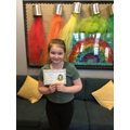 Holly K in 4W - For always doing the right thing & being and being a great member of class