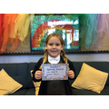 LIla-Jade in RR for Fantastic phonics