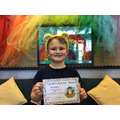 Harley H in 1W - for Excellent writing