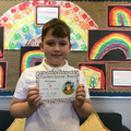 Kai A in 6W for excellent progress in Maths