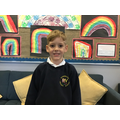Wyatt L in 1W has been chosen for trying really hard
