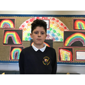 Tristan C in 6R for outstanding effort this week