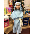 Maya M in 1R - For wokring hard on seesaw and with her home learning