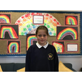 Cee-Jay H in 6R has had an oustanding start to year 6