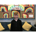 Jackson W in 3W has been chosen for always being kind and trying his very best