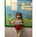 Lexi-Mae F in RW - For always being kind to everyone