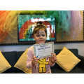 Poppy W in RW - For having an excellent attitude to learning