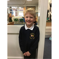 Zak F in RW - For trying hard with home learning & being determined to overcome challenges