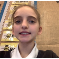Avalina C in 6W - For being an amazing & self-motivated learner