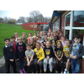 4B enjoying Children in Need