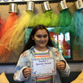 Daisy C in 6R - For 100% effort and determination