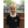 Ella-Rose M in RW - For her fantastic problem solving skills in Maths