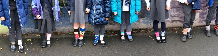 Check out some of our fabulous odd socks!