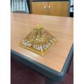 Our reward pyramid!