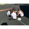 Maths on the playground