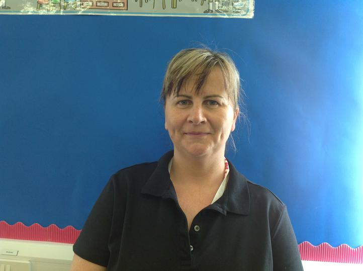 Classroom Assistant: Roisin