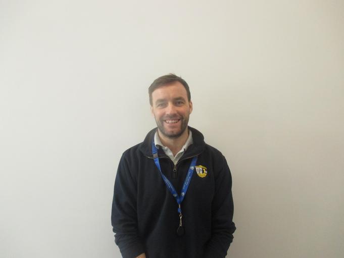 Head of Secondary: Mr McDaid