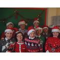 The Happy Christmas gang
