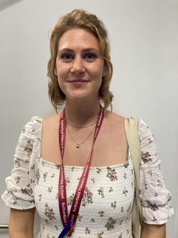 Idony Perrett - Teaching Assistant