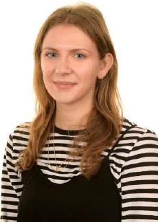 Becky Thompson -  Class Teacher  Y4, Rowan