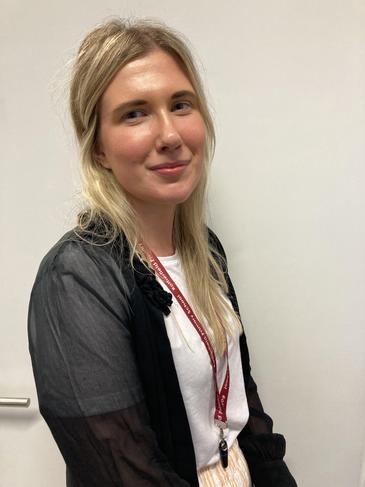 Eleanor Burdett, Class Teacher Y4, Willow