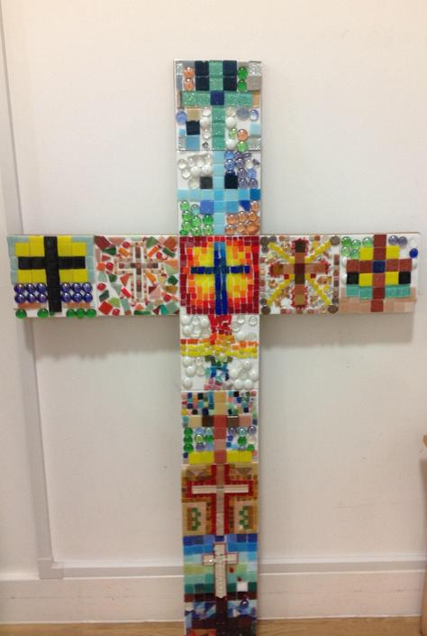 Our Mosaic Cross