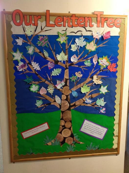 Our Lenton Tree