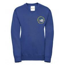 Year 6 V Neck Sweatshirt £12.50