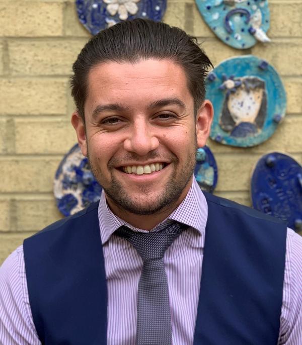 Mr Ben Longland, Assistant Head (Personal Development)