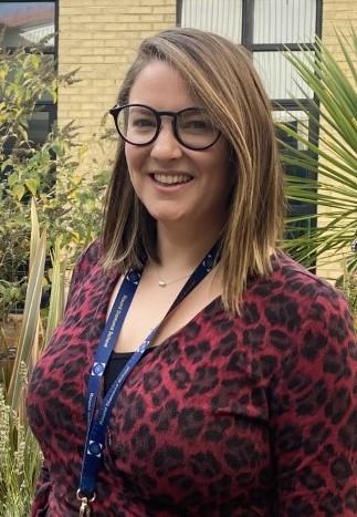 Miss Ashley Johnston KS1 Team Leader