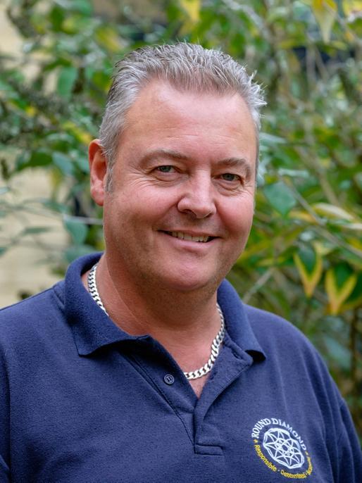 Mr Mark Biles, Site Manager