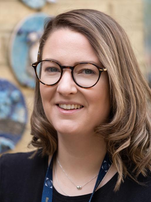 Miss Ashley Johnston, KS1 Team Leader