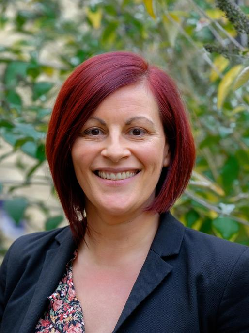 Miss Ruth Cousins, Assistant Head (TSA)