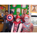 Can you guess our favourite book characters?