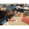 In Constable we have been learning all about thesauruses. We have been learning how to find different synonyms for different words. We also created lists for different words.   Here are some pictures of our learning: