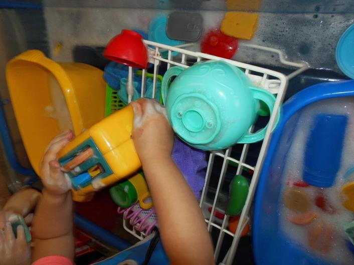 """Jorgie """"I do washing at nannies"""""""