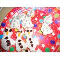 Olaf cookies!