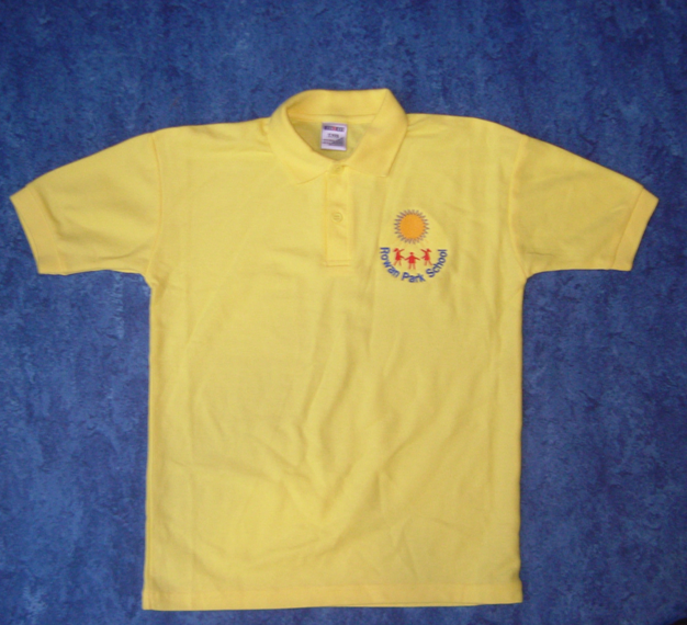 Polo shirt for all primary & secondary pupils.