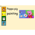 What is Peppa Pig doing?