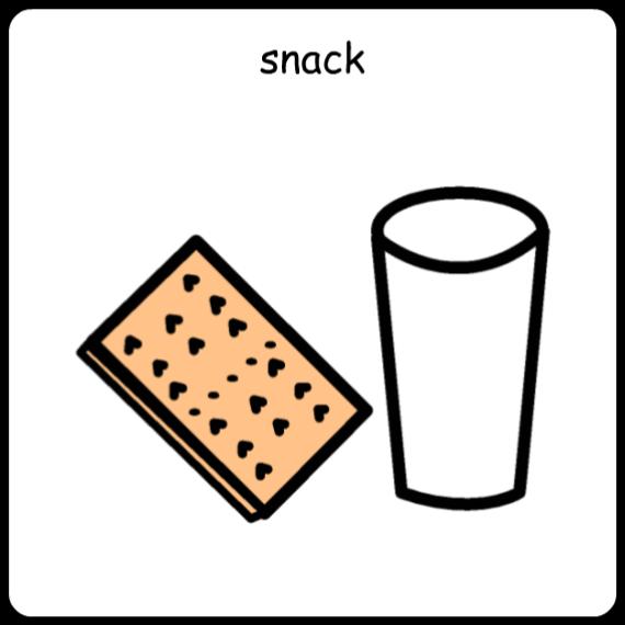 Snack using PECs