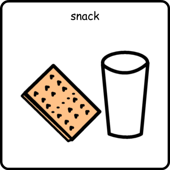 Snack - using PECS